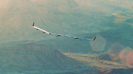 il drone a energia solare