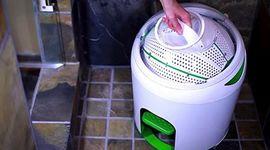 Drumi: lavatrice sostenibile