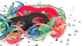 Decorazioni Carnevale fai da te