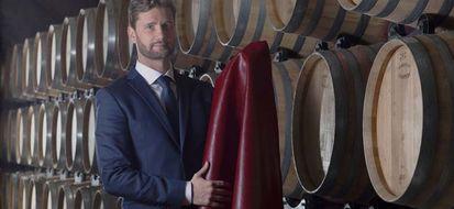 Wineleather: la pelle vegan che viene dal vino