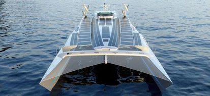 Energy Observer: il catamarano ecologico al 100%