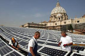 Sarà il Vaticano il primo stato ad emissioni zero