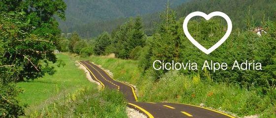 È la Ciclovia Alpe Adria la vincitrice dell' Italian Green Road