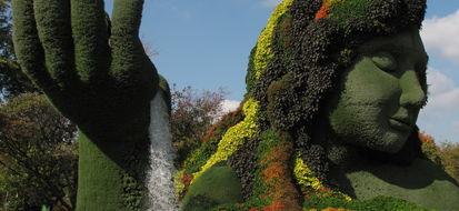 5 meraviglie del giardino botanico di Montreal
