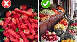 #failasceltagiusta: frutta fresca vs frutta tagliata
