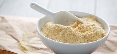 I rimedi d'oro della nonna: lo shampoo con la farina di ceci