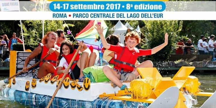 Roma: Eco Fair e Re Boat Roma Race, gli appuntamenti immancabili