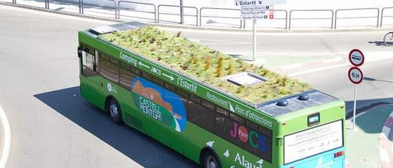 L'autobus più verde del mondo è già in circolazione