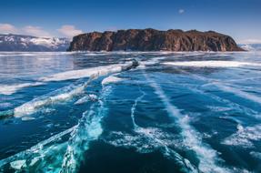 Il lago Baikal: 7 immagini dal regno dei ghiacci