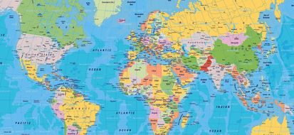 10 mappe per cambiare la vostra visione del mondo