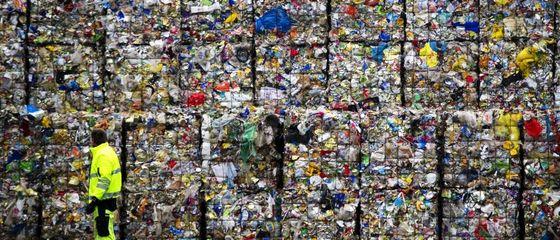 È italiano il primato europeo per il riciclo dei rifiuti