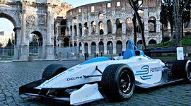 Una sguardo alla Formula E, appena arrivata a Roma