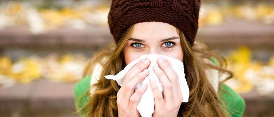 10 curiosità sul raffreddore