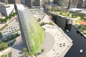 Svezia: in costruzione il grattacielo alimentare