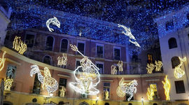 Luci di Artista a Salerno, un evento imperdibile