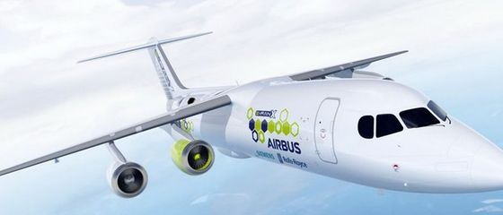 E-Fan X, l'aereo ibrido che cambierà il modo di volare