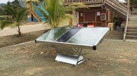 Source, il pannello solare che produce acqua