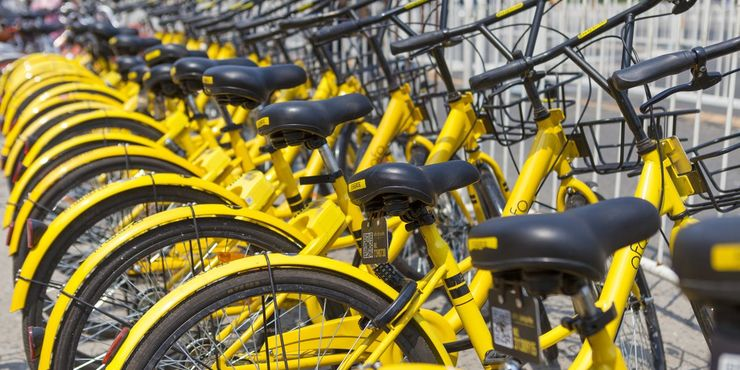 Le nuove frontiere del bike sharing