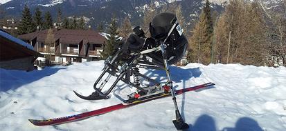 Sciare è uno sport per tutti con SciAbile