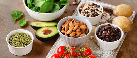 6 alimenti per reintegrare il potassio