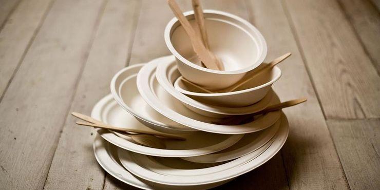 3 alternative sostenibili alle stoviglie di plastica