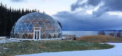Una casa eccezionale nel Circolo Polare per questa famiglia