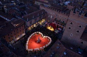 Verona-In Love, una festa dolcissima
