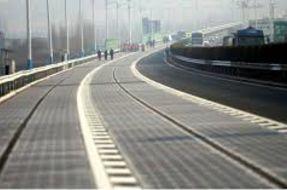 La sperimentazione dell'autostrada solare