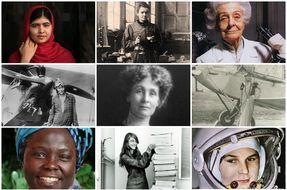 9 donne che hanno cambiato la storia