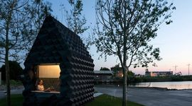 Urban Cabin, la microcasa in stampa 3D