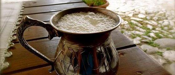 Dalla Turchia l'Ayran, la bevanda magica