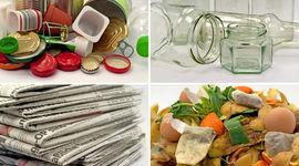 riciclare rifiuti