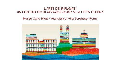 Riciclo in mostra: l'arte dei rifugiati al Museo Bilotti