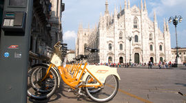 bike sharing milano