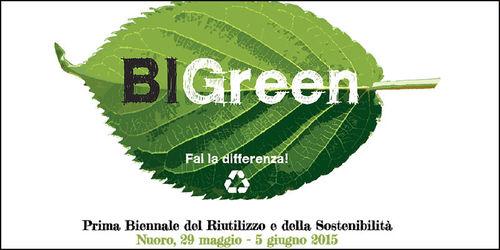 Bi Green Fai la differenza! - Biennale di ecoarte