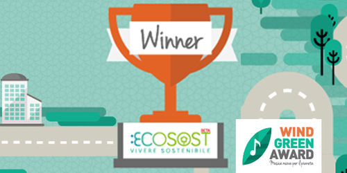 Premio Wind Green Award EcoSost