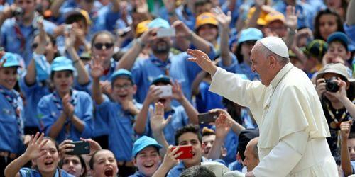 Agesci dal Papa