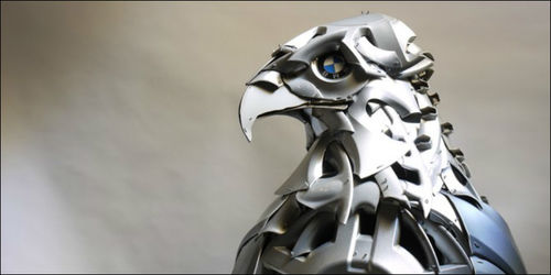 Hubcup creatures: animali a 4 ruote_ecosost