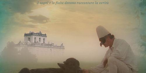 "Locandina del film ""Bella e perduta""."