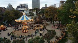 Parco Tivoli a Copenhagen