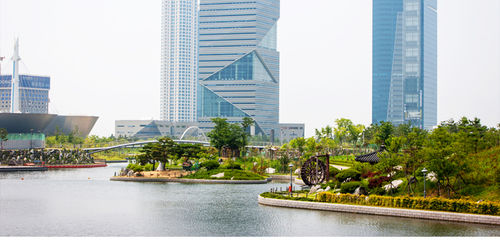 Songdo International City