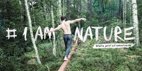 Spot WWF I am nature