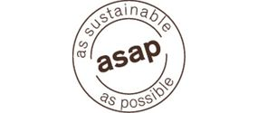 asap, as sustainable a spossible