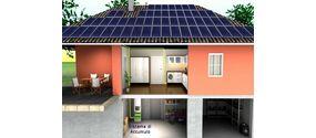 Pannelli Solari Fotovoltaici con sistema di Accumulo