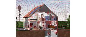 Test rilevamento interferenze energetiche-geopatie ambientali- pulizia e schermatura