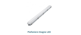 Plafoniere Stagne LED