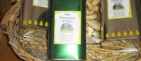 olio exstavergine di oliva