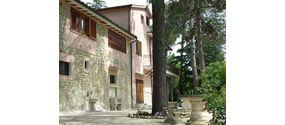 la nostra struttura- villa sul lago di Piediluco