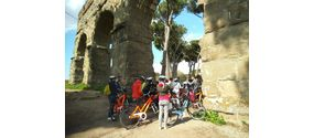 Tour dell'Appia Antica in bicicletta