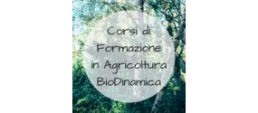 Corsi di Formazione in Agricoltura BioDinamica